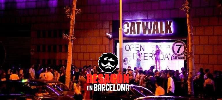 catwalk 1 - Salir de fiesta en Barcelona, la noche de marcha barcelonesa