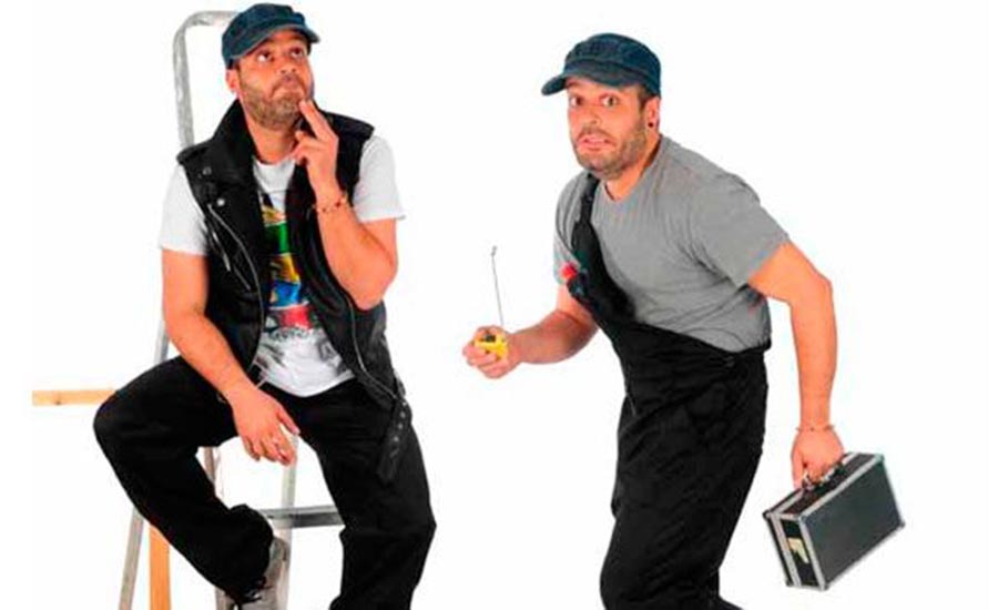Actores infiltrados para fiestas 5 - Camareros infiltrados, sorprende a todos
