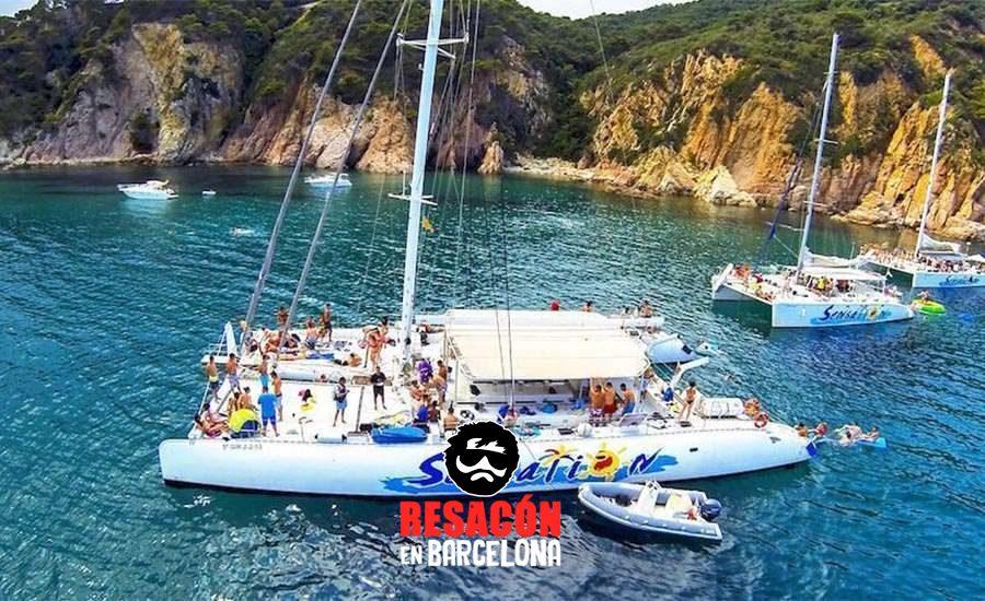 Fiesta en barco en Lloret de Mar 1 - Fiesta en barco en Lloret de Mar