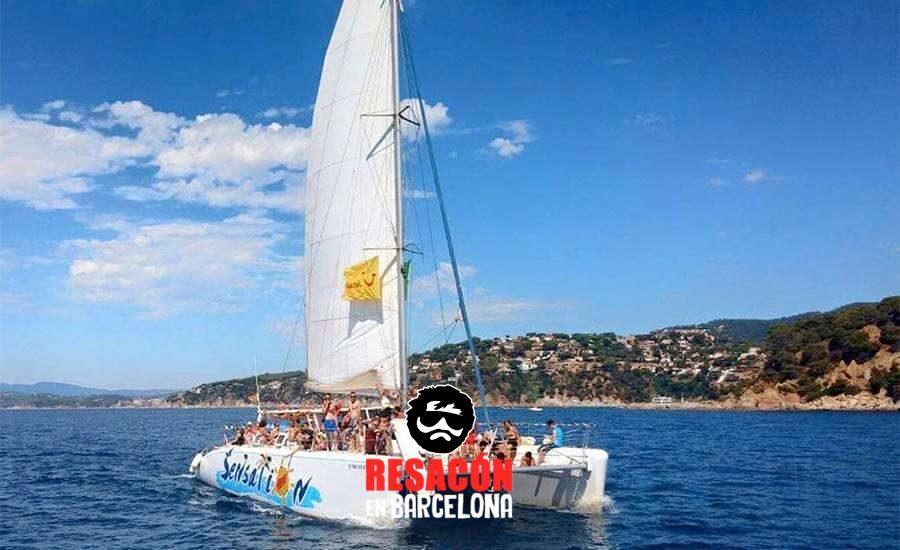 Fiesta en barco en Lloret de Mar 3 - Fiesta en barco en Lloret de Mar